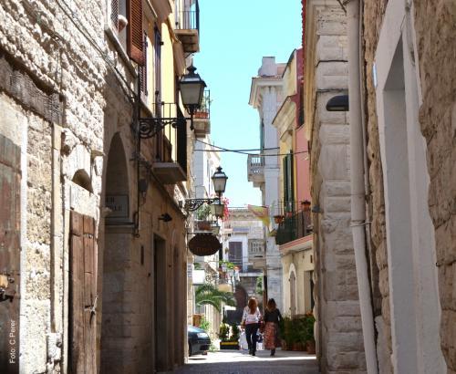 Corato e il suo centro storico tipicamente pugliese