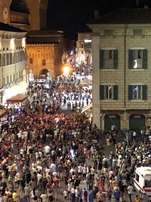 Gran pienone per il 31° Ferrara Buskers Festival