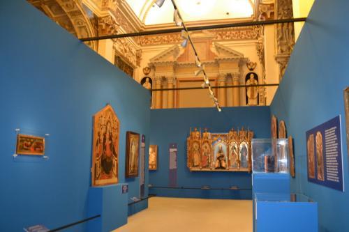 La chiesa di S. Filippo, oggi splendido contenitore culturale