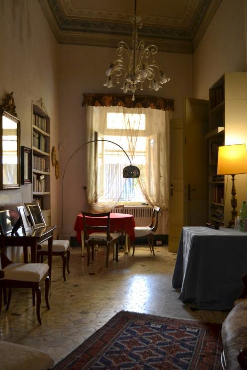 Palazzo Romani Adami si trova a Fermo in Corso Cavour 94