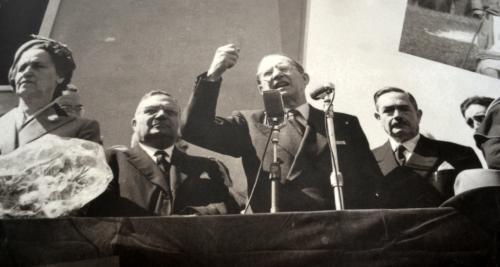 De Gasperi rinasce come politico nel 1946