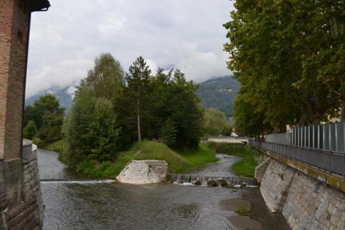 i due torrenti che danno origine al Brenta
