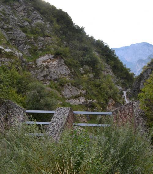 Le opere di difesa dal conoide di Ravina (Trento)