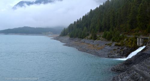 Queste sono le acque che arrivano da Livigno - Foto: www.giornalesentire.it
