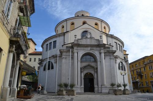 La cattedrale di San Vito - foto C.Perer