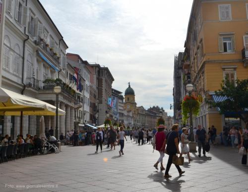Il Korzo è il cuore dello shopping - foto C.Perer