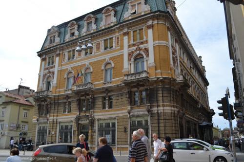 Palazzo Modello dove hanno sede le istituzioni culturali italiane - foto C.Perer
