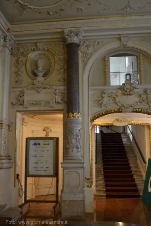 Il Teatro Nazionale di Rijeka, uno dei più belli dell'intera Croazia - foto C.Perer