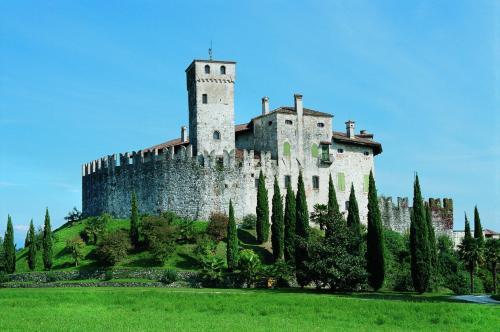 Il castello di Villalta
