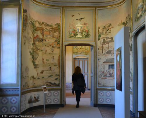Una visita a palazzo vale il viaggio a Govone (Cuneo) foto: giornalesentire.it