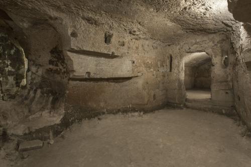 Fino al 19 gennaio 2020 i Padiglioni Invisibili dedicato all'architettura ipogea