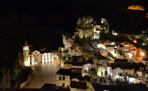 La notte è magica a Matera -  foto: giornalesentire.it