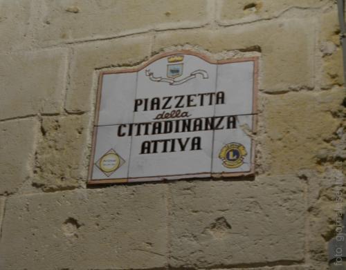 Piazzetta della Cittadinanza attiva a Matera - foto: giornalesentire.it
