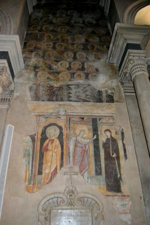 Cicli pittorici medievali (fotoservizio: www.giornalesentire.it)