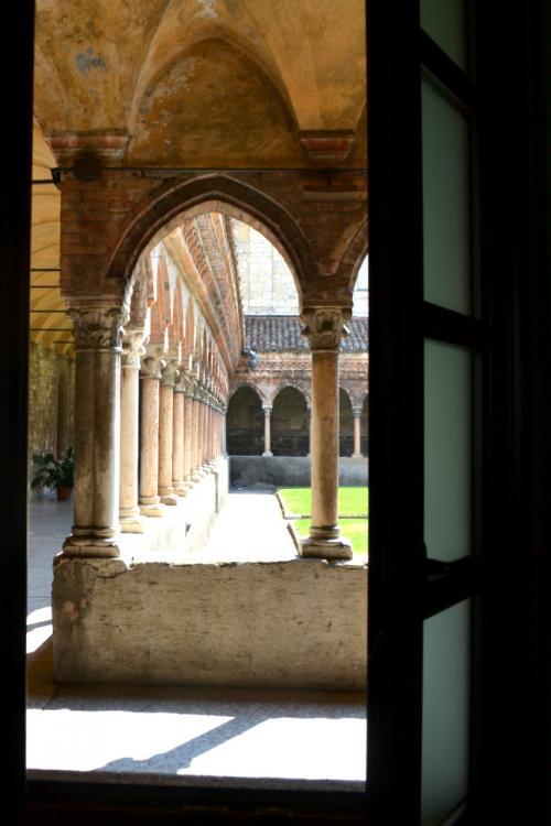 Fra Giacomo si distinse  per lavoro, preghiera, obbedienza (fotoservizio: www.giornalesentire.it)