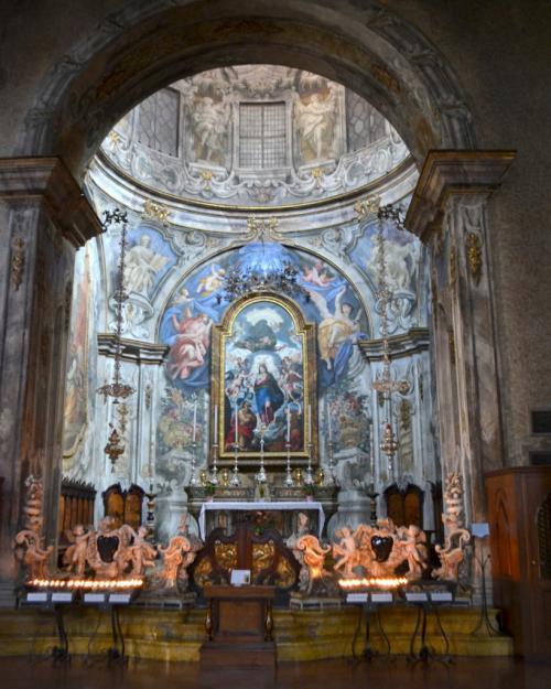 La Chiesa di San Francesco a Brescia (fotoservizio: www.giornalesentire.it)