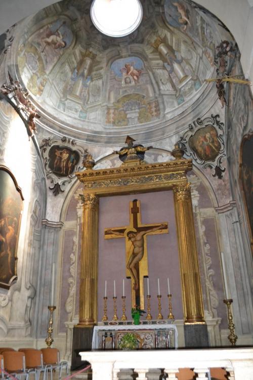 Brescia, Chiesa di San Francesco (fotoservizio: www.giornalesentire.it)