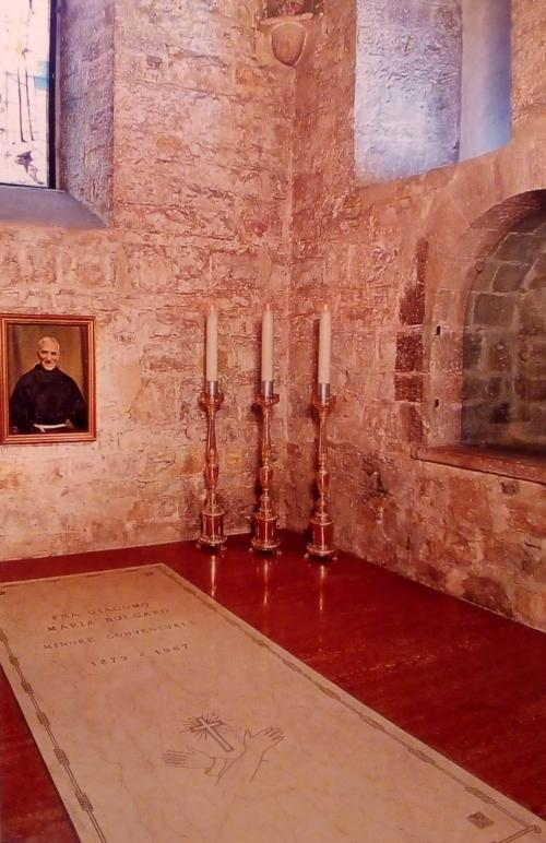 Fra Giacomo Bulgaro è già ''Servo di Dio'' e riposa nella Chiesa dei Francescani a Brescia