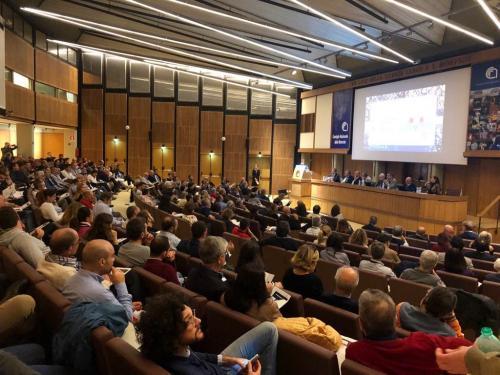 il Convegno Nazionale al CNR di Roma