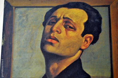 Domenico Cantatore, autoritratto