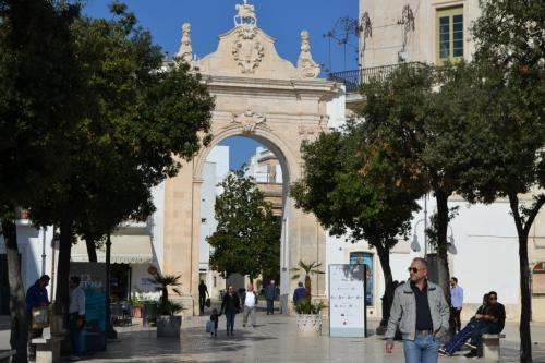 L'arco di Martina Franca  (Foto C.Perer)