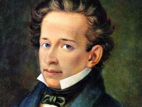 Giacomo Leopardi il poeta dell'Infinito