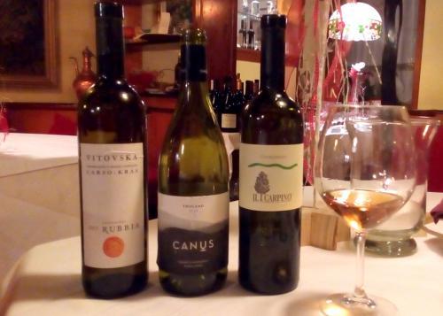 I vini del Friuli