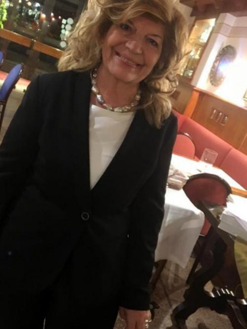 Adriana Rizzotti, apprezzata sommelier e ''Donna del Vino''