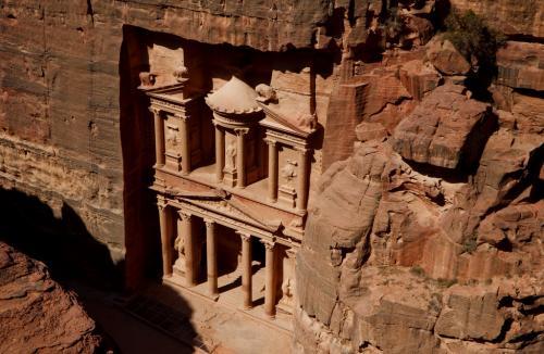 Nel 2015 si sono celebrati i 200 anni dalla scoperta della città dei nabatei