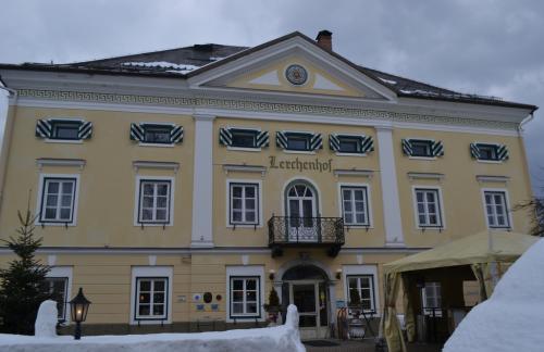 l'hotel Lercherhof di Hermagor