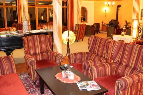 Calda accoglienza all'Hotel Geilberghöhe