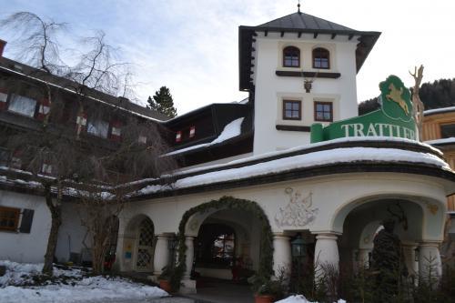 Bad Kleinkirchheim, l'Hotel Trattlerhof