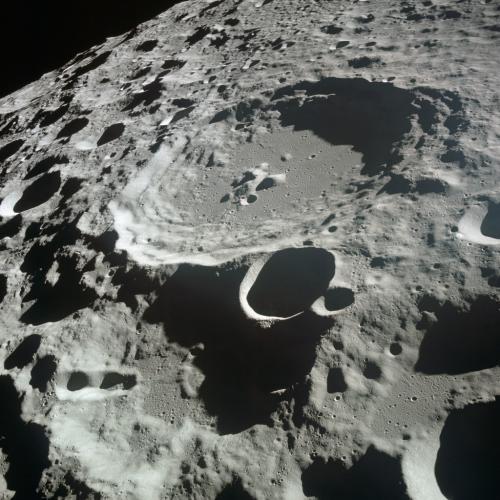 I crateri lunari