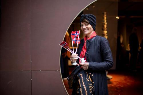 Elisabeth Ones, Direttrice dell'Ufficio per il Turismo Norvegese