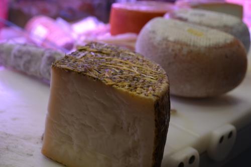 I buoni formaggi dell' Antica Norcineria Bellandi