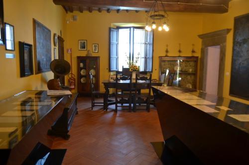 Il Museo Casa dei Puccini è stato istituito nel 1976 grazie all'impegno dell'Associazione lucchesi nel mondo.- fotoservizio: corona perer