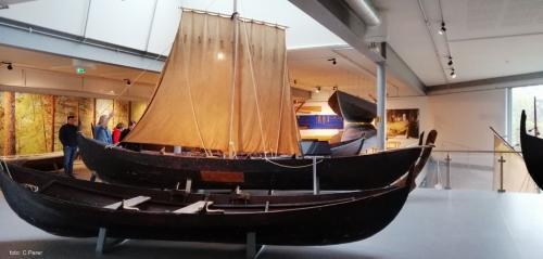 la tecnica costruttiva dei vichinghi è stata utilizzata fino al XIX secolo (Foto. C.Perer)
