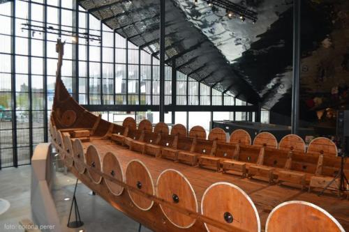 la Myklebust Ship, la nave vichinga più grande mai rinvenuta, è stata ricostruita (foto: C.Perer)
