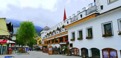 Nel centro di Seefeld tante boutiques di alta moda (foto www.giornalesentire.it)