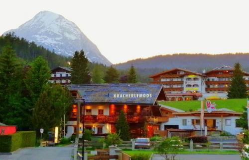 Seefeld, rinomata stazione per gli sport invernali, è ottima anche per il turismo estivo (foto www.giornalesentire.it)