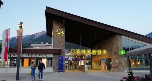 La stazione di Seefeld  (foto www.giornalesentire.it)