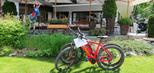 La bici si noleggia direttamente in Hotel (foto www.giornalesentire.it)