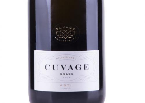 """il Cuvage Asti DOCG Dolce Metodo Classico 2014 si è posizionato tra i primi dieci migliori vini al mondo provenienti da uve moscato secondo la classifica stilata del concorso internazionale """"Muscats du Monde"""" XX edizione"""
