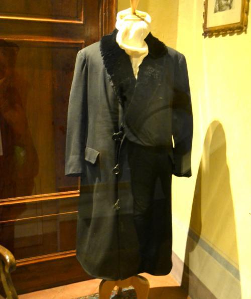 Il leggendario cappotto con pelliccia (le foto di questa pagina sono di Corona Perer)
