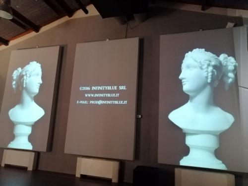 Passato e presente del'arte del marmo al Musa di Pietrasanta (foto www.giornalesentire.it)