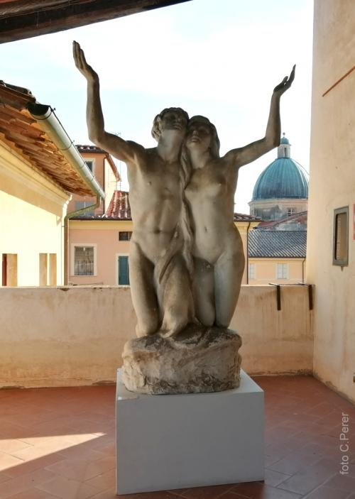 Pietrasanta città per l'arte e gli artisti  (foto www.giornalesentire.it)
