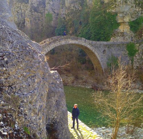 La zona è ricca di ponti romani