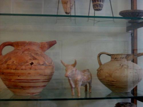 Museo di Heraklion  - fotoservizio: corona perer