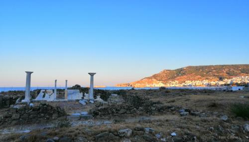 La piccola area archeologica di Pigadia - foto: www.giornalesentire.it