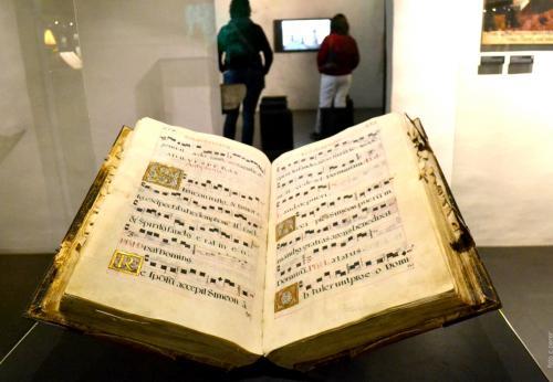 I tesori d'arte dell'abbazia benedettina